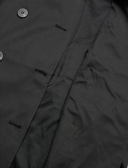 Vila - VIMOVEMENT TRENCHCOAT/SU - - trenchcoats - black - 5