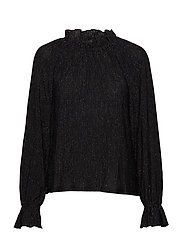 VIWOWA L/S TOP - BLACK