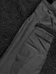 Vila - VILIOSI TEDDY COAT/SU - - faux fur - black - 4