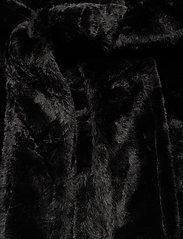 Vila - VIBODA NEW FAUX FUR COAT/PB/SU - faux fur - black - 3