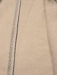 Vila - VISILO COATIGAN - faux fur - simply taupe - 4