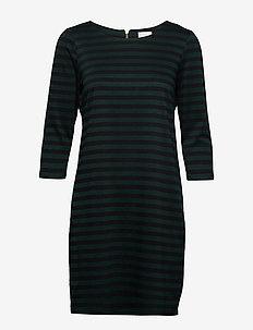 VITINNY NEW DRESS-NOOS - short dresses - black