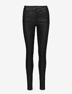 VICOMMIT COATED RWSK NEW PANT-NOOS - smale busker - black