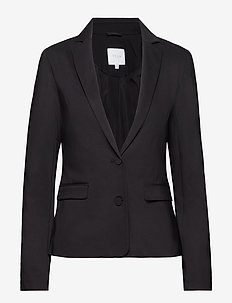 VIADELIA NEW BLAZER-NOOS - blazers - black