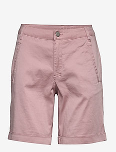 VICHINO RWRE NEW SHORTS-NOOS - chino shorts - pale mauve