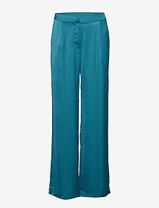 VIGRACE PANTS/VTA - pantalons larges - bayberry