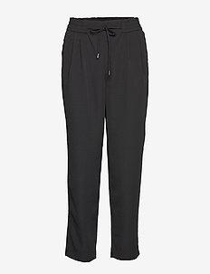VIIRIS RWRE 7/8 PANT - NOOS - pantalons casual - black