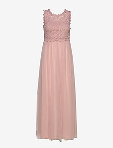 VILYNNEA MAXI DRESS - NOOS - maxi dresses - pale mauve
