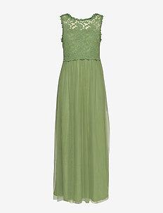VILYNNEA MAXI DRESS/SU - FAV - maxi dresses - loden frost