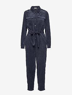VIEMILY JUMPSUIT - NAVY BLAZER