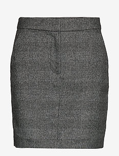 VIKUDA SKIRT - BLACK