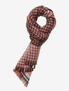 VIWINTERLY SCARF - scarves - brick dust