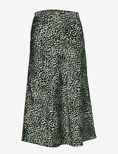 VIYUNCARLIA HW SKIRT - midi skirts - loden frost