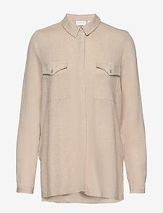 VILANOVA NEW L/S SHIRT - chemises à manches longues - nomad