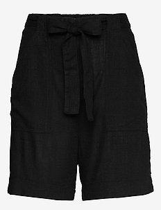 VISAFARI HWRX SHORTS - bermudashorts - black