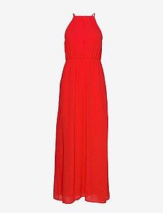 VIMICADA  S/L ANCLE DRESS/DC/SU - maxiklänningar - flame scarlet