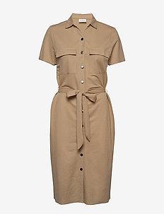VISAFINA S/S SHIRT DRESS - NOOS - robes chemises - nomad