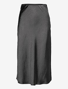 VIDINNA HW SKIRT - midi kjolar - black