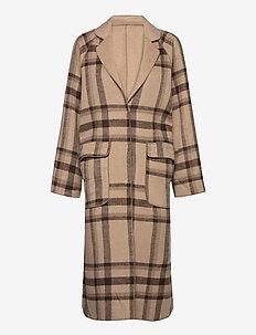 VIAMAS 2IN1 WOOL COAT - wool coats - nomad