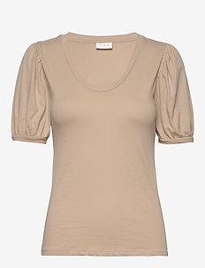 VISUS BALOON T-SHIRT /SU - t-shirts basiques - nomad