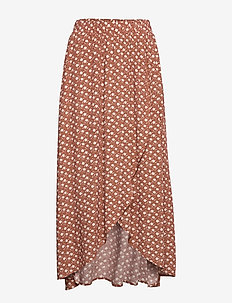VIVISCO SKIRT /RX - COPPER BROWN
