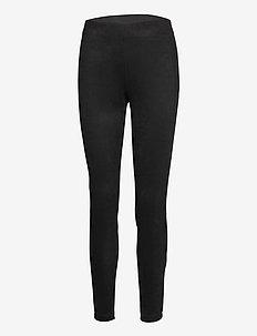 VIFADDY LEGGINS - leggings - black