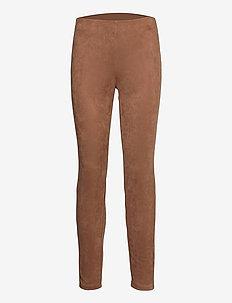 VIFADDY LEGGINS - leggings - rawhide