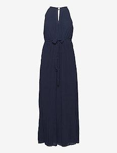 VIKATELYN HALTERNECK DRESS/DC/SU - sommerkjoler - navy blazer