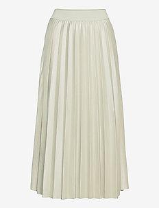 VINITBAN SKIRT/SU - - midi kjolar - desert sage
