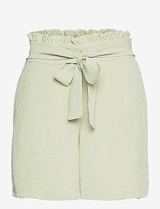 VIRASHA HWRX SHORTS - FAV - paper bag shorts - desert sage
