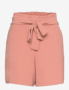 VIRASHA HWRX SHORTS - FAV - paper bag shorts - old rose