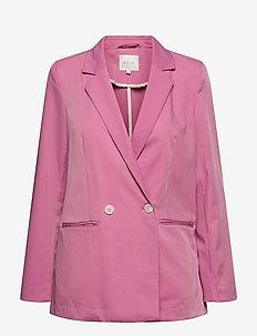 VISALLY TAILORED BLAZER/ZA - casual blazers - diva pink