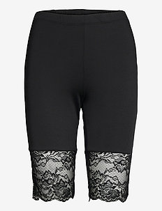 VILINANI SHORTS/1/N - fietsbroeken - black