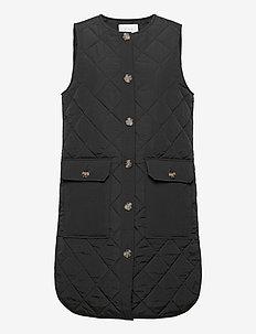 VICOOLI WAISTCOAT/2 - puffer vests - black