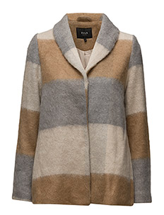 VIBROW BRUSHED JACKET GV - DUSTY CAMEL