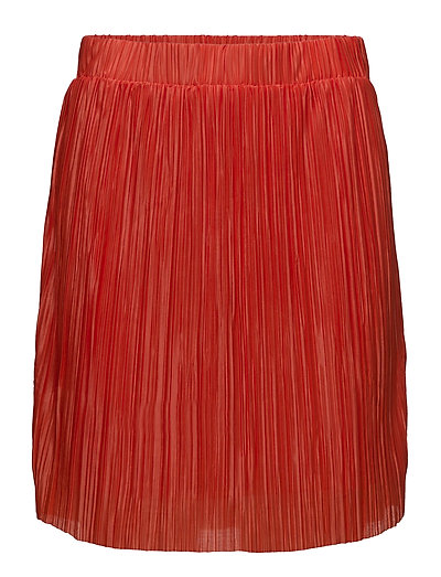 VISOLANA SKIRT - ORANGE.COM