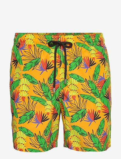 Men Swimwear Go Bananas - shorts de bain - curry / yellow