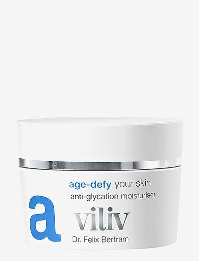 viliv a - age-defy your skin, anti-glycation moisturiser - NO COLOUR