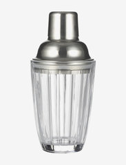 Viners - VIN BARWARE COCKTAIL SHAKER - cocktail shakere - silver, glass - 0