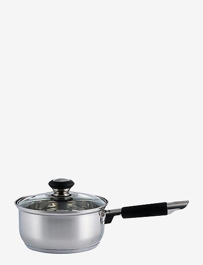 VIN EVERYDAY SAUCE PAN w, lid - kasseroller - silver