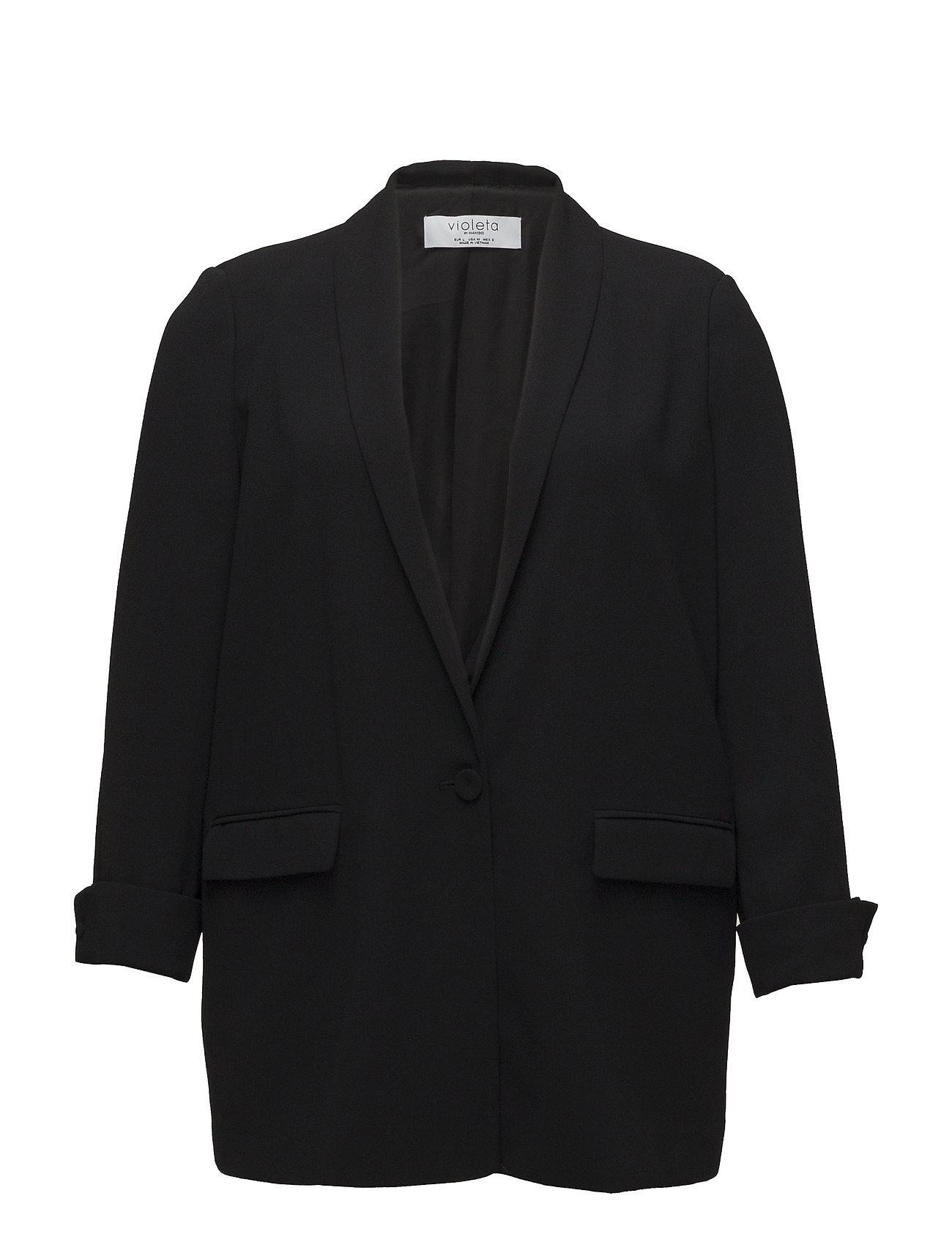 Flowy Suit Blazer