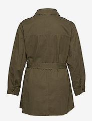 Violeta by Mango - JUCY7 - trenchcoats - beige/khaki - 1