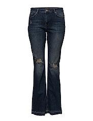 Bootcut Martha jeans - OPEN BLUE