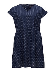 Violeta by Mango - Printed Cotton Dress