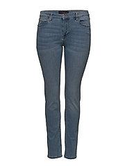 Slim-fit Susan jeans - OPEN BLUE