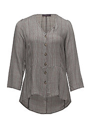 Violeta by Mango - Prince Of Wales Blouse