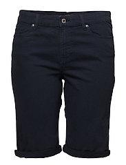 Violeta by Mango - Cotton Bermuda Shorts