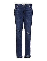 Super slim-fit Andrea jeans - OPEN BLUE