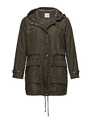 Violeta by Mango - Pocket Water-Repellent Trench Coat
