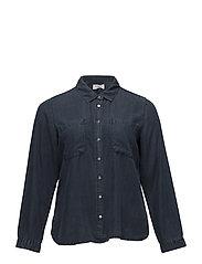 Violeta by Mango - Chest-Pocket Soft Shirt